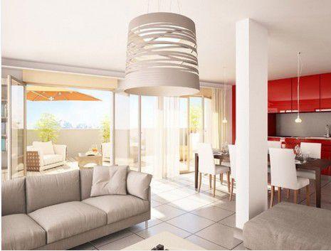 Квартира у Женевского Озера, Франция, 48 м2 - фото 1