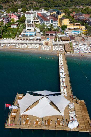Отель, гостиница в Кемере, Турция, 12000 м2 - фото 1