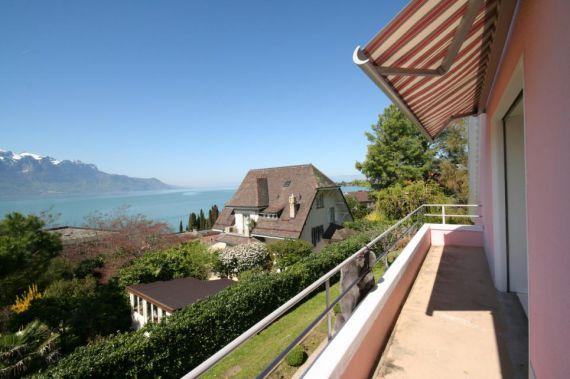 Вилла в Монтрё, Швейцария, 275 м2 - фото 1