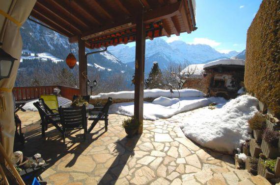 Шале в Вале, Швейцария, 220 м2 - фото 1