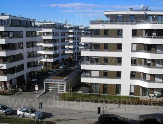Квартира в Мюнхене, Германия, 115.6 м2 - фото 1