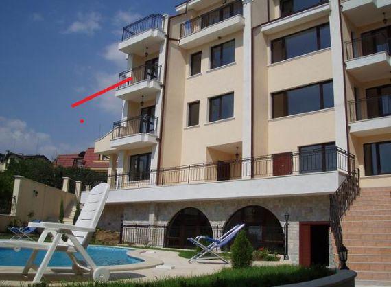 Квартира в Варне, Болгария, 72.27 м2 - фото 1