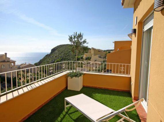 Апартаменты в Кумбре дель Соль, Испания, 92 м2 - фото 1