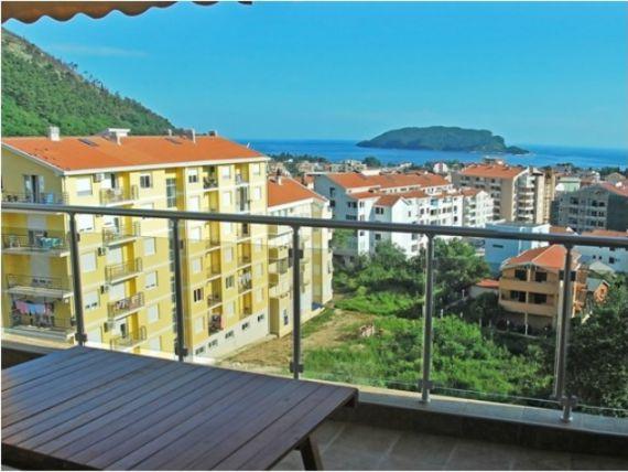 Квартира в Будве, Черногория, 78.75 м2 - фото 1