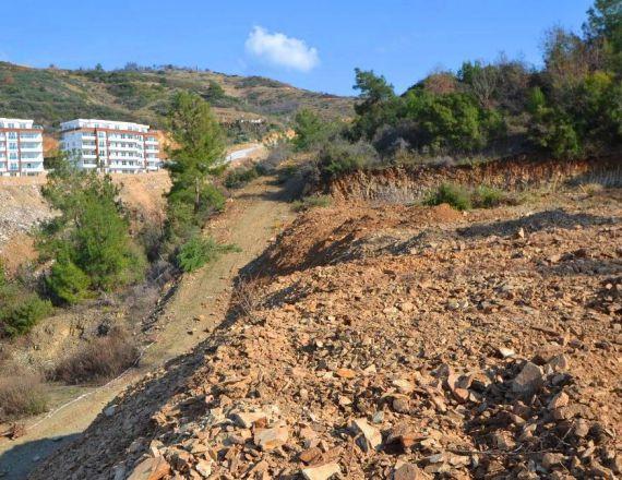 Земля в Аланье, Турция, 505 м2 - фото 1