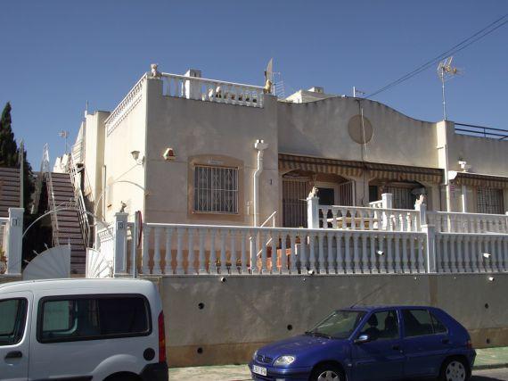 Таунхаус в Торревьехе, Испания, 60 м2 - фото 1