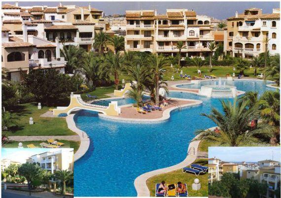 Квартира в Торревьехе, Испания, 72 м2 - фото 1