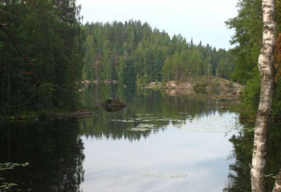 Земля в Иматре, Финляндия, 65.6 сот. - фото 1