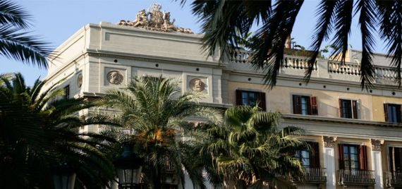 Отель, гостиница в Барселоне, Испания, 3000 м2 - фото 1