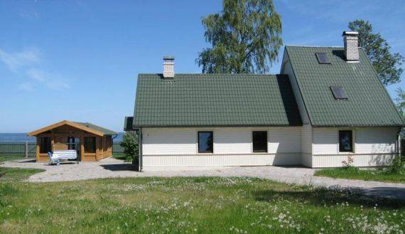 Дом в Талсинском крае, Латвия, 135 м2 - фото 1