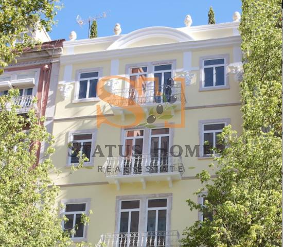 Апартаменты в Лиссабоне, Португалия, 133.9 м2 - фото 1