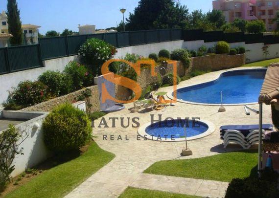 Апартаменты в Албуфейре, Португалия, 80 м2 - фото 1