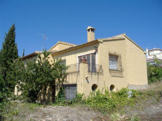 Шале в Кальпе, Испания, 172 м2 - фото 1