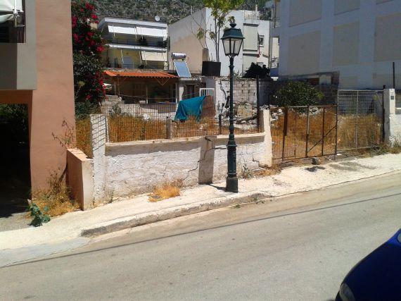 Земля в Лутраки, Греция, 223 м2 - фото 1