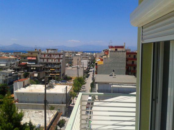 Квартира в Лутраки, Греция, 65 м2 - фото 1