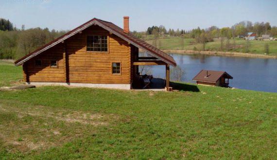 Дом в Екабпилсском крае, Латвия, 150 м2 - фото 1