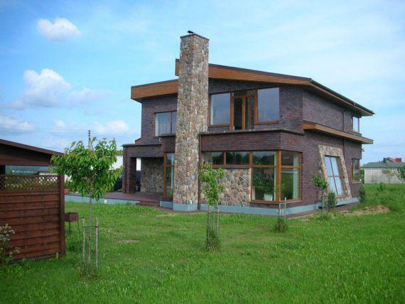 Дом Данилишес (Траку воке), Литва, 220 м2 - фото 1