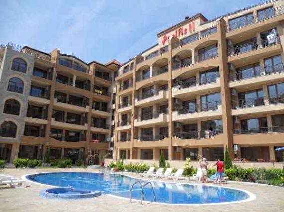 Квартира в Бургасской области, Болгария, 30 м2 - фото 1