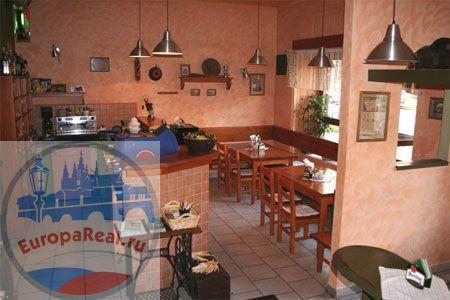 Кафе, ресторан в Праге, Чехия, 300 м2 - фото 1