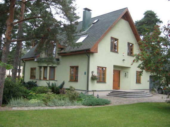 Дом в Риге, Латвия, 3523 м2 - фото 1