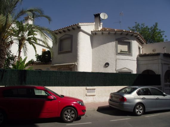 Таунхаус в Торревьехе, Испания, 120 м2 - фото 1