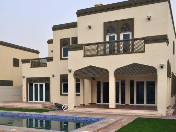 Вилла в Дубае, ОАЭ, 800 м2 - фото 1
