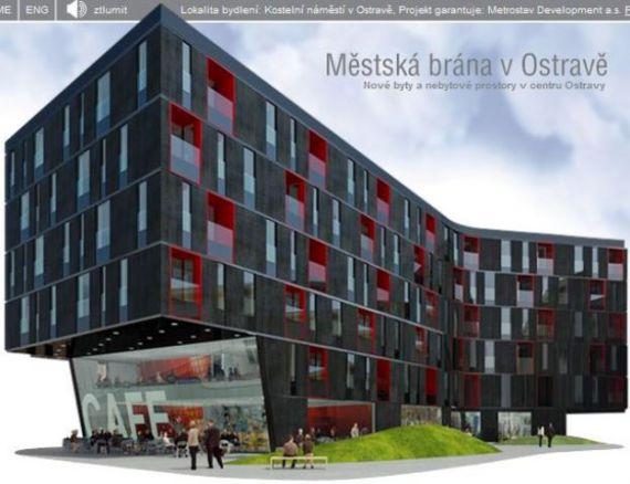 Коммерческая недвижимость в Остраве, Чехия, 112 м2 - фото 1