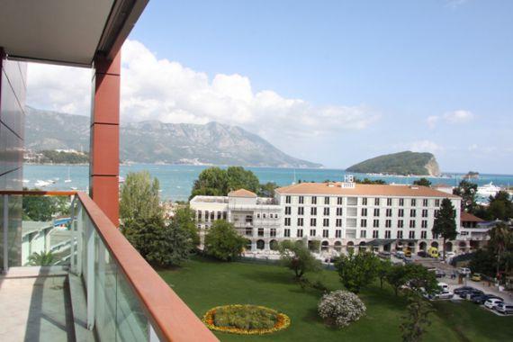 Квартира в Будве, Черногория, 84 м2 - фото 1