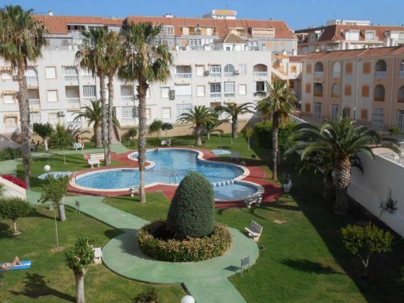 Квартира в Торревьехе, Испания, 63 м2 - фото 1