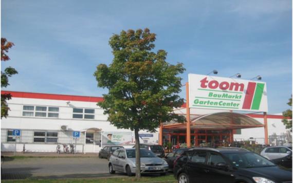 Магазин в Бранденбурге, Германия, 6.498 м2 - фото 1