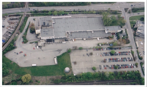 Магазин в Баден-Вюртемберге, Германия, 18000 м2 - фото 1