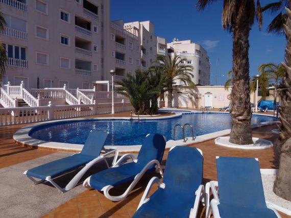 Квартира в Гуардамар-дель-Сегура, Испания, 80 м2 - фото 1