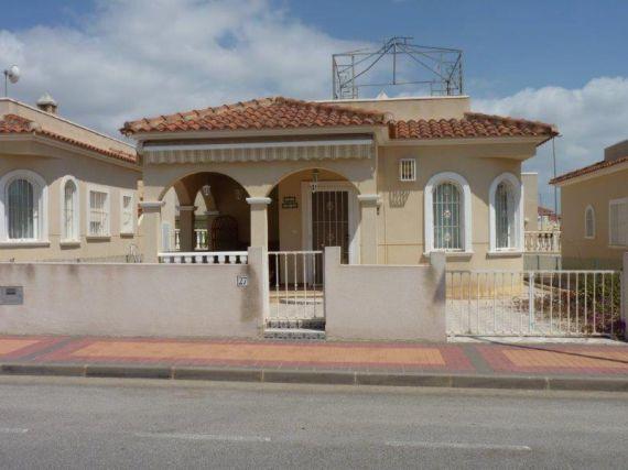Дом в Сьюдад-Кесада, Испания, 90 м2 - фото 1