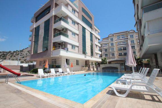 Квартира в Анталии, Турция, 110 м2 - фото 1