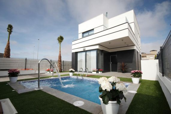 Дом в Ориуэла Коста, Испания, 170 м2 - фото 1