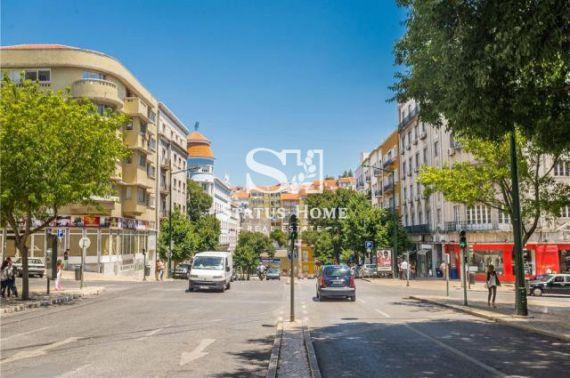 Апартаменты в Лиссабоне, Португалия, 184 м2 - фото 1