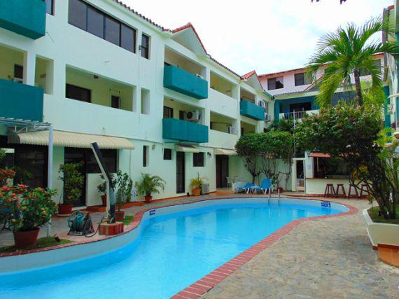 Квартира в Сосуа, Доминиканская Республика, 32 м2 - фото 1