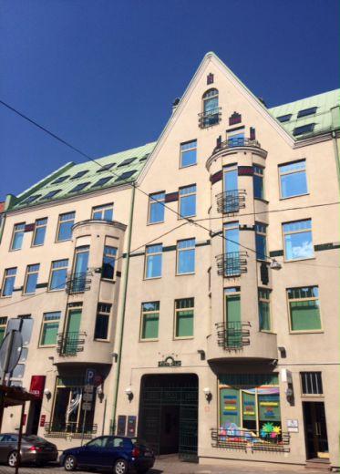 Квартира в Риге, Латвия, 189.2 м2 - фото 1