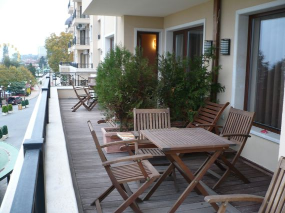 Апартаменты на Золотых Песках, Болгария, 84 м2 - фото 1