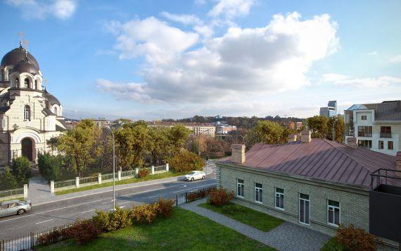 Доходный дом в Вильнюсе, Литва, 401 м2 - фото 1