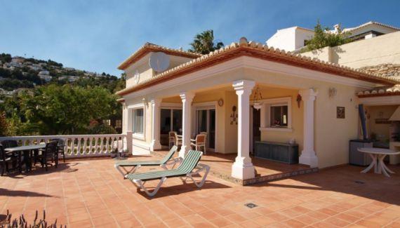 Дом в Морайре, Испания, 189 м2 - фото 1