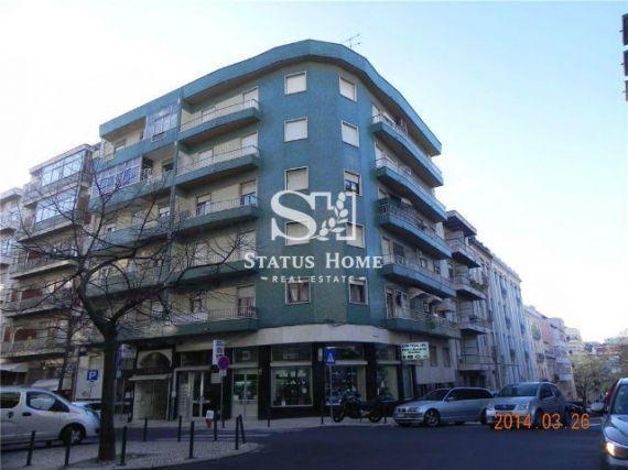 Апартаменты в Лиссабоне, Португалия, 100 м2 - фото 1