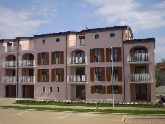 Апартаменты в Новиграде, Хорватия, 29 м2 - фото 1