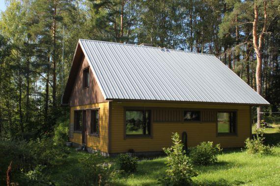 Дом в Иматре, Финляндия, 140 м2 - фото 1