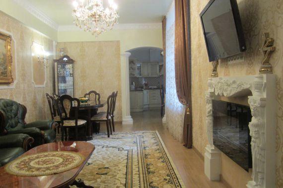 Апартаменты в Риге, Латвия, 112.5 м2 - фото 1