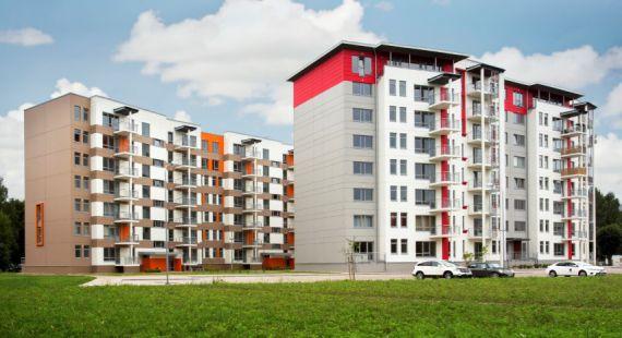 Квартира в Риге, Латвия, 79.3 м2 - фото 1