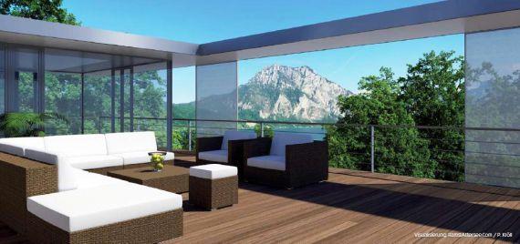 Апартаменты в Верхней Австрии, Австрия, 113 м2 - фото 1