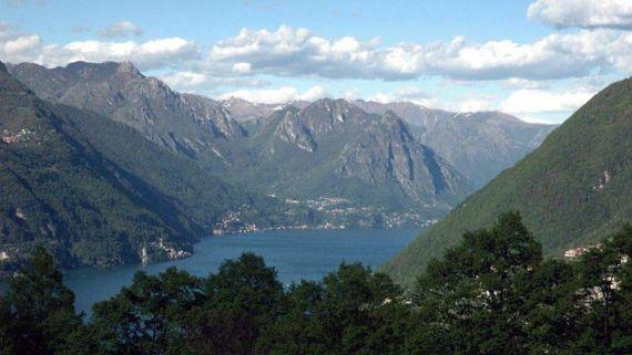 Пентхаус в Лугано, Швейцария, 250 м2 - фото 1