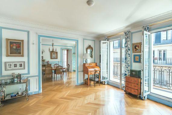 Апартаменты в Париже, Франция, 167 м2 - фото 1