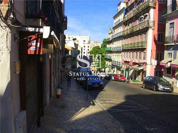 Кафе, ресторан в Лиссабоне, Португалия, 50 м2 - фото 1